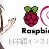 Raspberry Pi 日本語インストール編